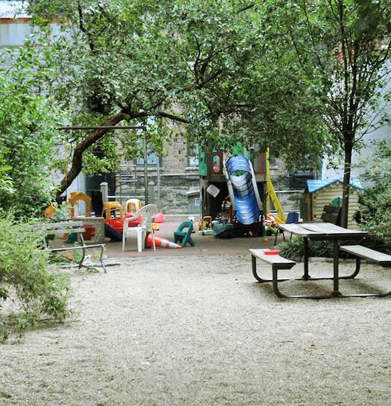 Upper West Side parks