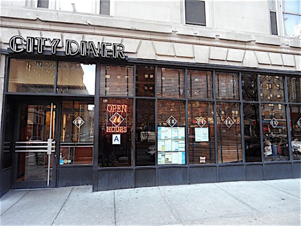 Upper West Side Diners