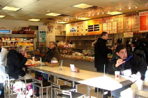 Zabars Cafe