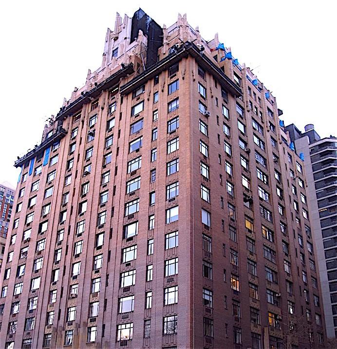 West Central Park: I Love The Upper West Side