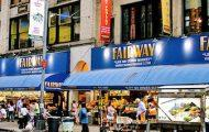 Fairway Market on the Upper West Side
