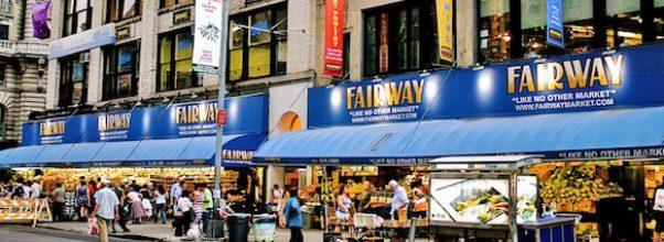 Fairway Market on the Upper West Side