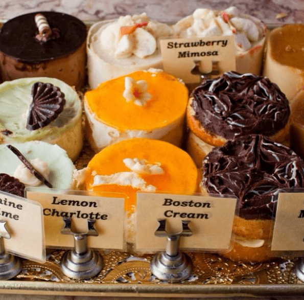 Desserts on the Upper West Side