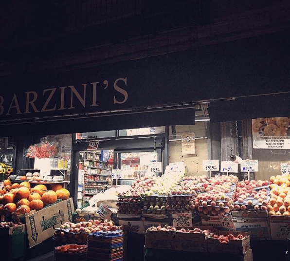 Delis on the Upper West Side