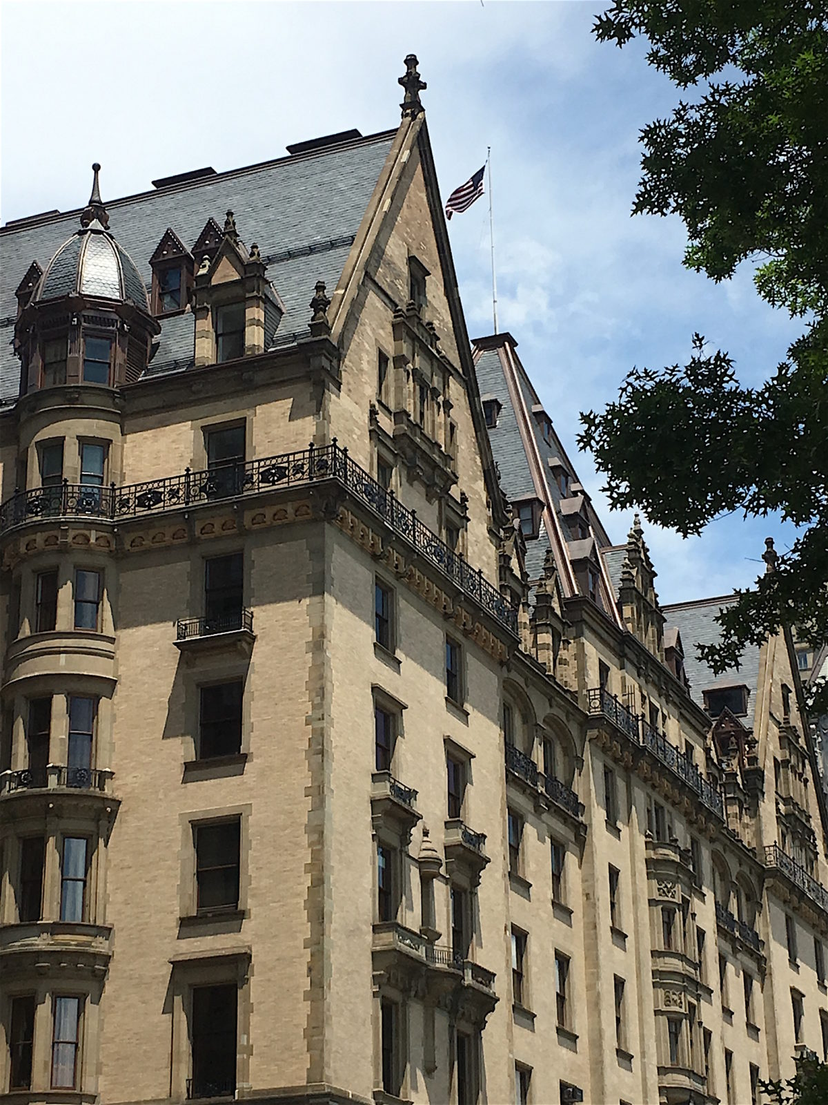 Historic Buildings on the Upper West Side