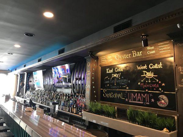 Darket Bullet Sake & Oyster Bar