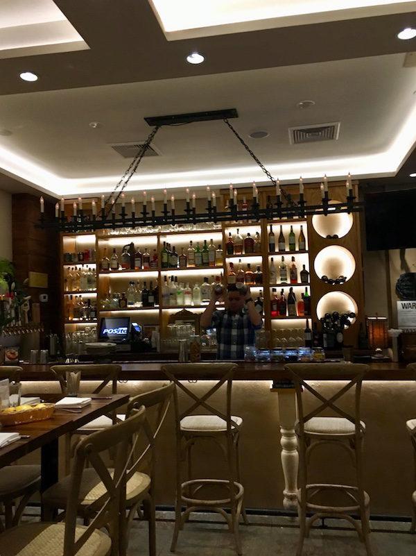 Elysian Fields bar