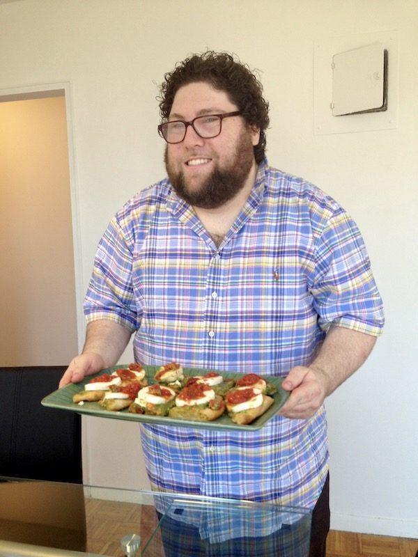 Jonathan Hartig J2 Food