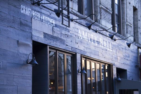 Amity Hall NYC