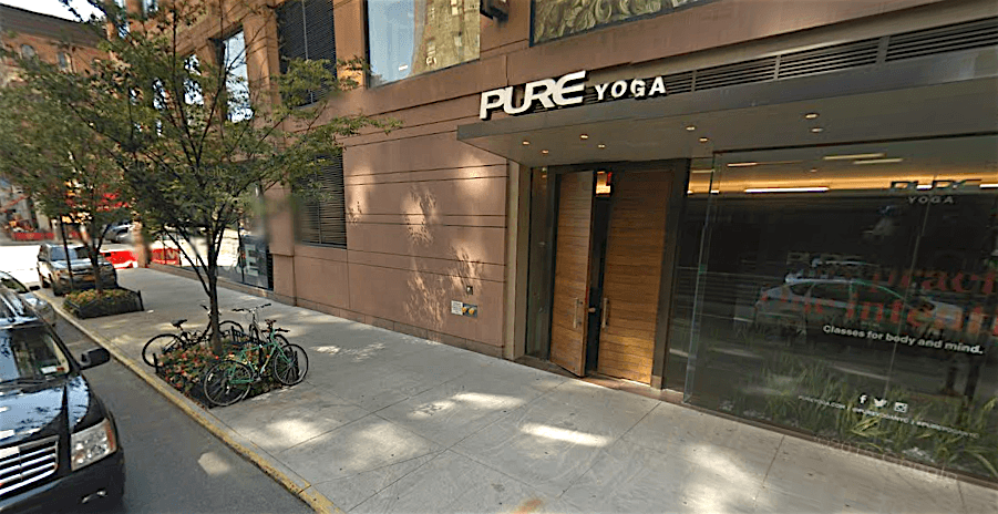 Upper West Side Yoga