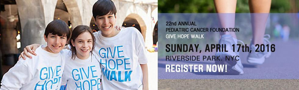 Give Hope Walk