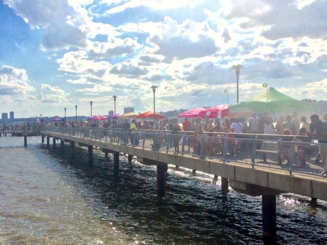 Summer on the Hudson