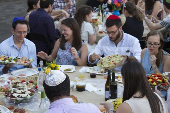 Passover on the Upper West Side