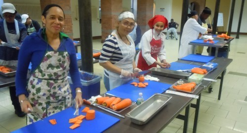 Volunteering on the Upper West Side