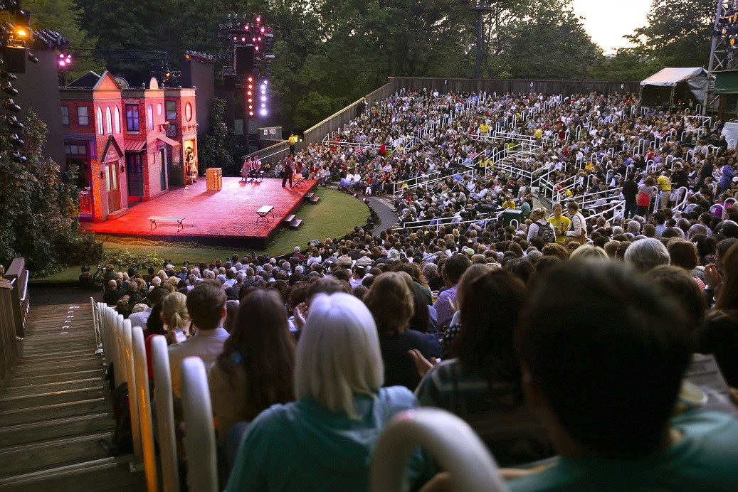 Shakespeare in the Park 2016