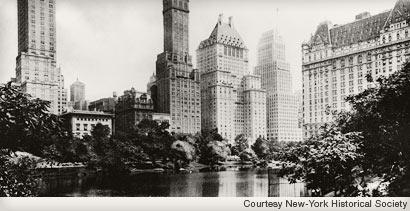June Solstice on the Upper West Side