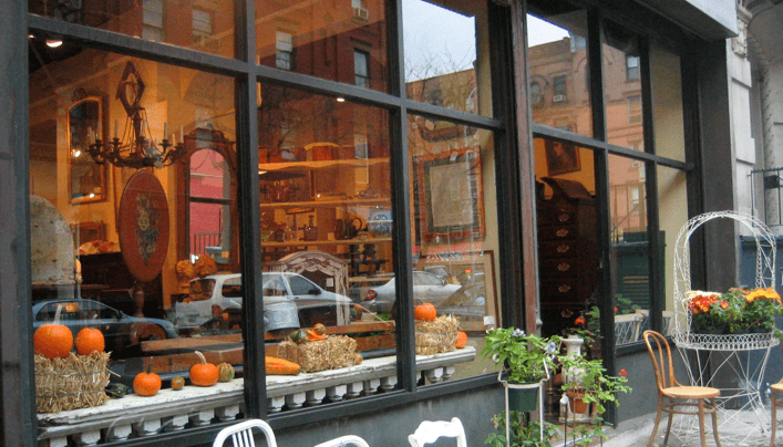 Stores on the Upper West Side