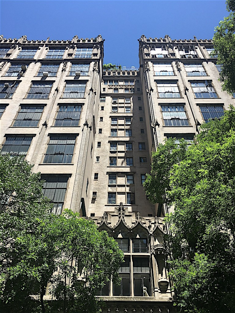 upper west side buildings featured in movies i love the. Black Bedroom Furniture Sets. Home Design Ideas
