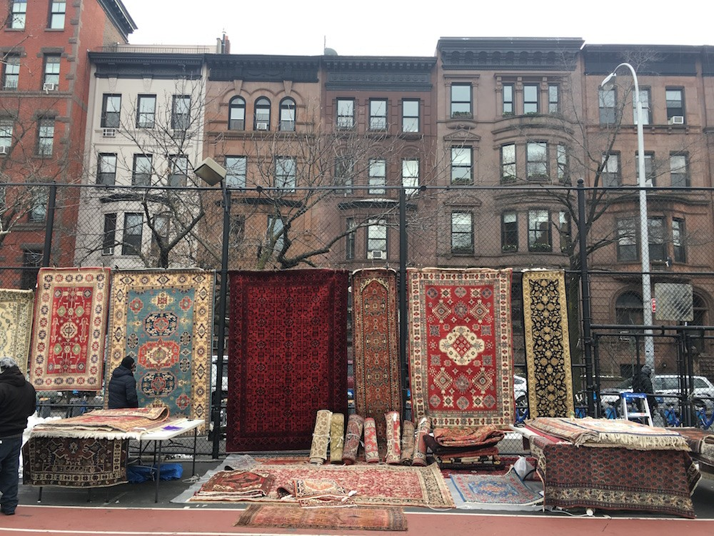 Grand Bazaar on the Upper West Side