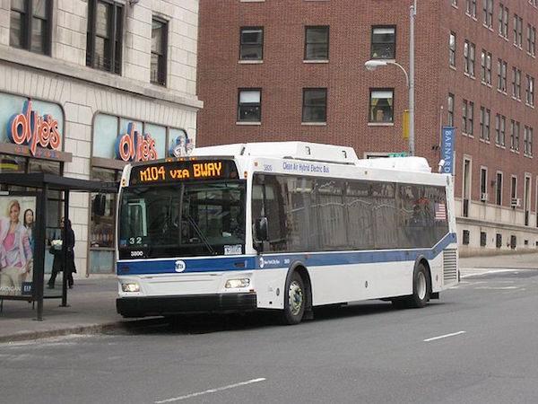 M104 Bus