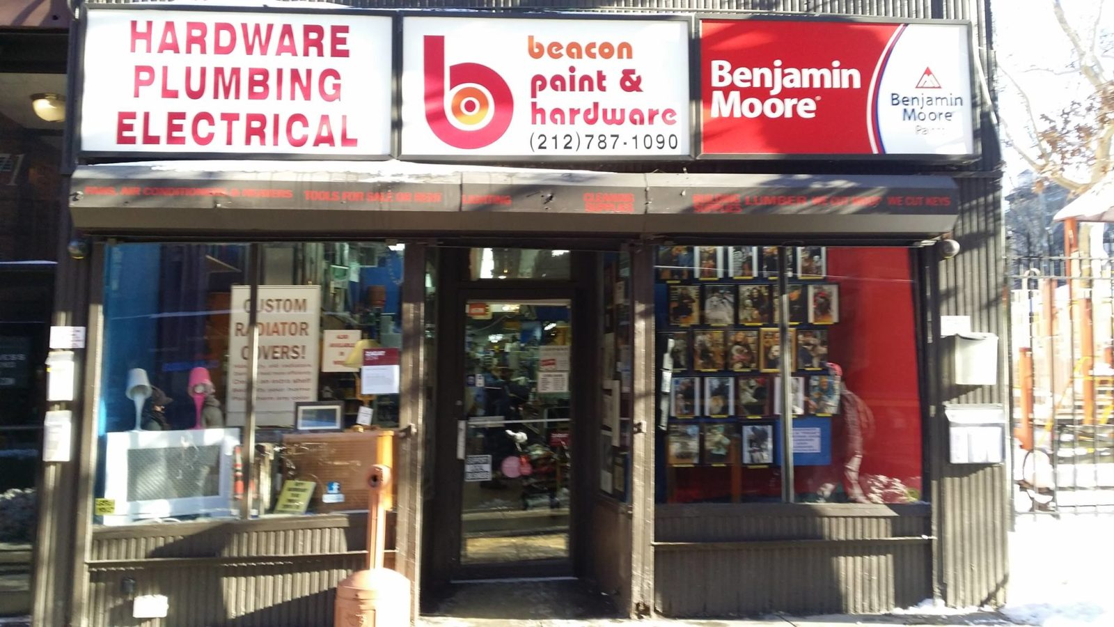 upper west side small business