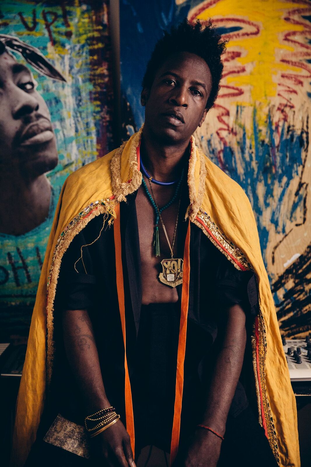 Saul Williams by SummerStage Festival