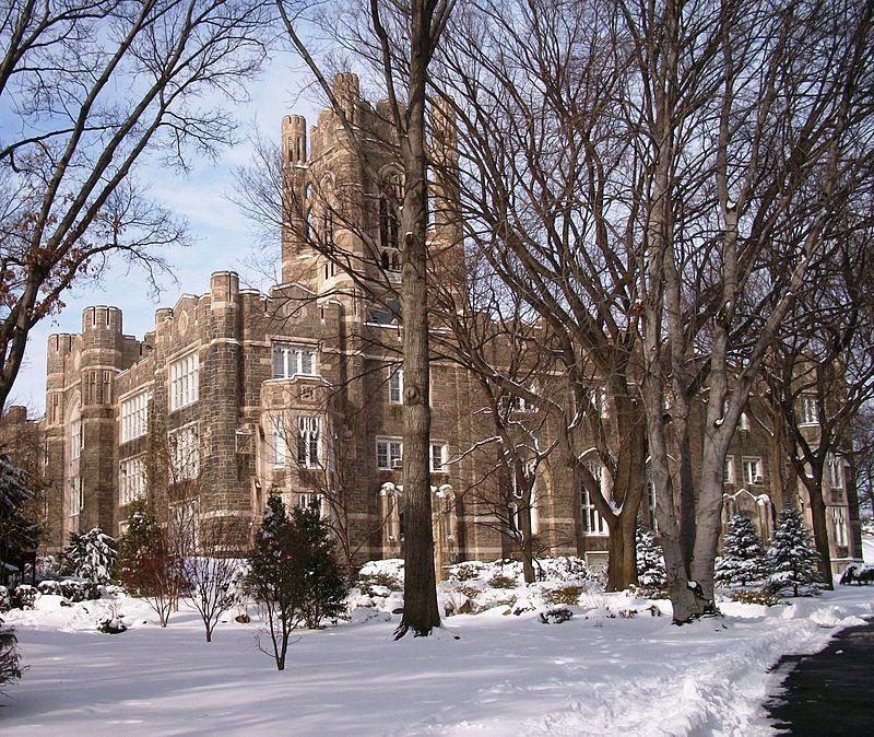 foto de History of Fordham University Upper West Side Campus