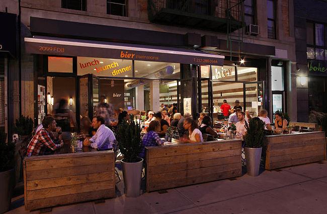 Oktoberfest on the Upper West Side