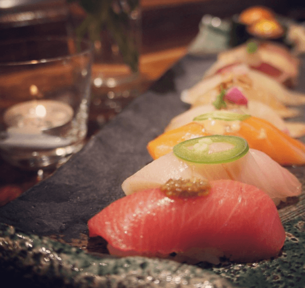 sushi on the upper west side