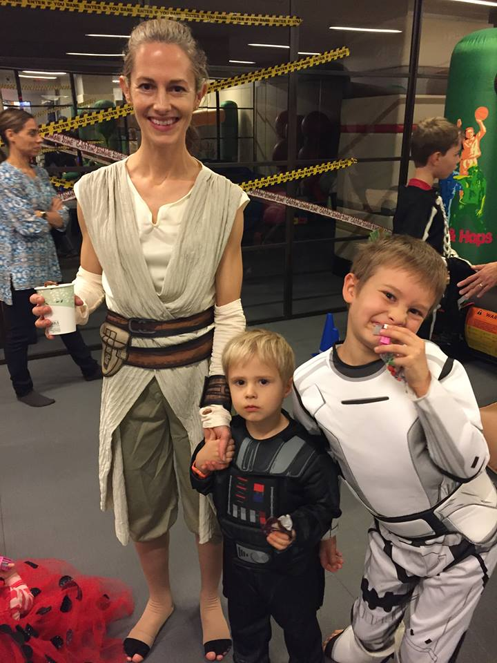 Taekwondo on the Upper West Side