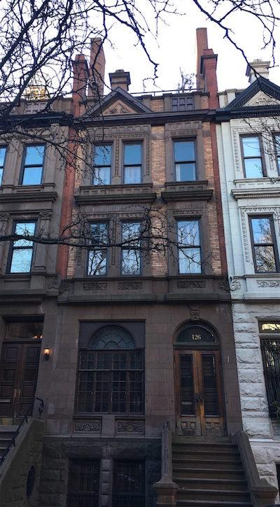 126 West 87th Street