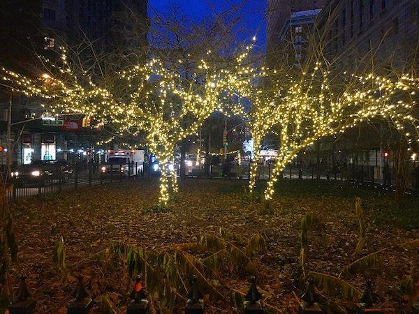 Verdi Square NYC