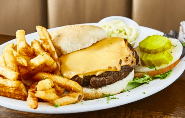 Emerald Inn Burger
