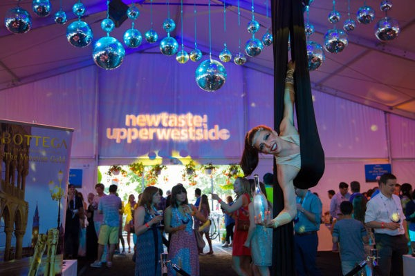10th annual new taste of the upper west side