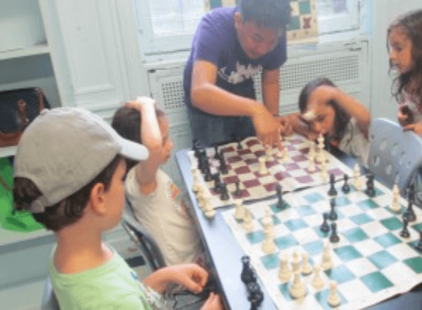 summer activities for kids NYC
