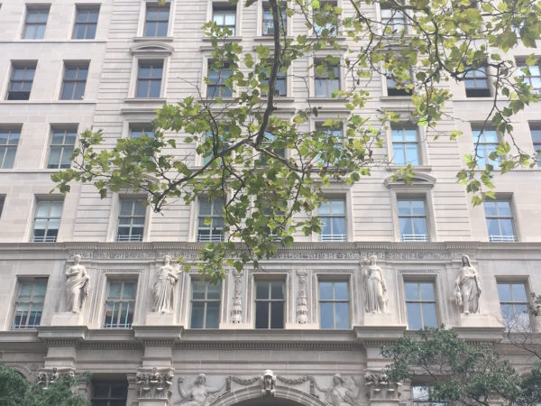 Historic NYC Buildings