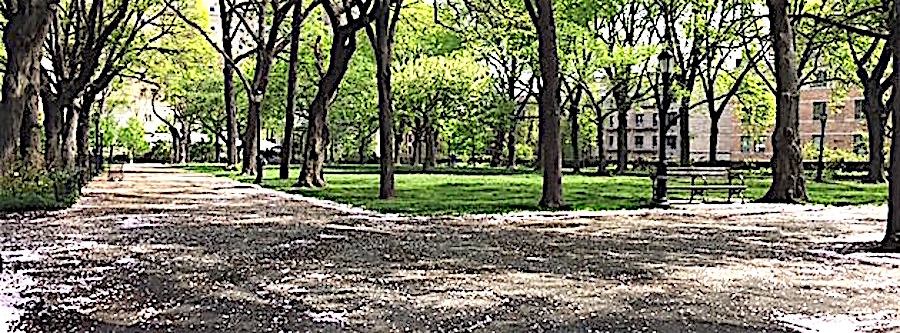 Lesser Known Parks on the Upper West Side