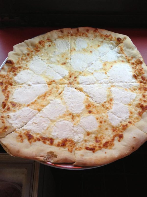 Upper West Side Pizza