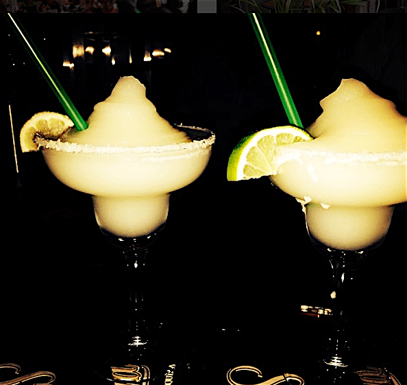 Frozen Margaritas on the Upper West Side