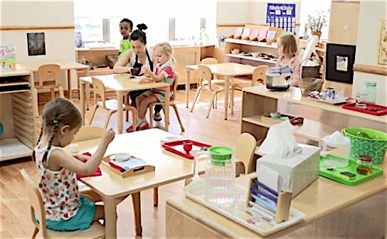 Twin Parks Montessori School