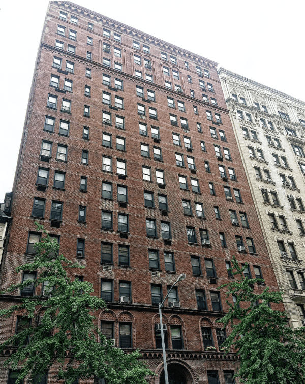 Prewar Buildings Upper West Side