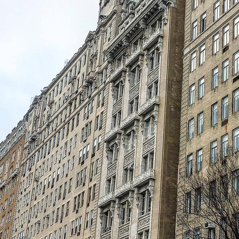 Central Park West Real Estate: Prettiest NYC Streets: 81st Between Central Park West And