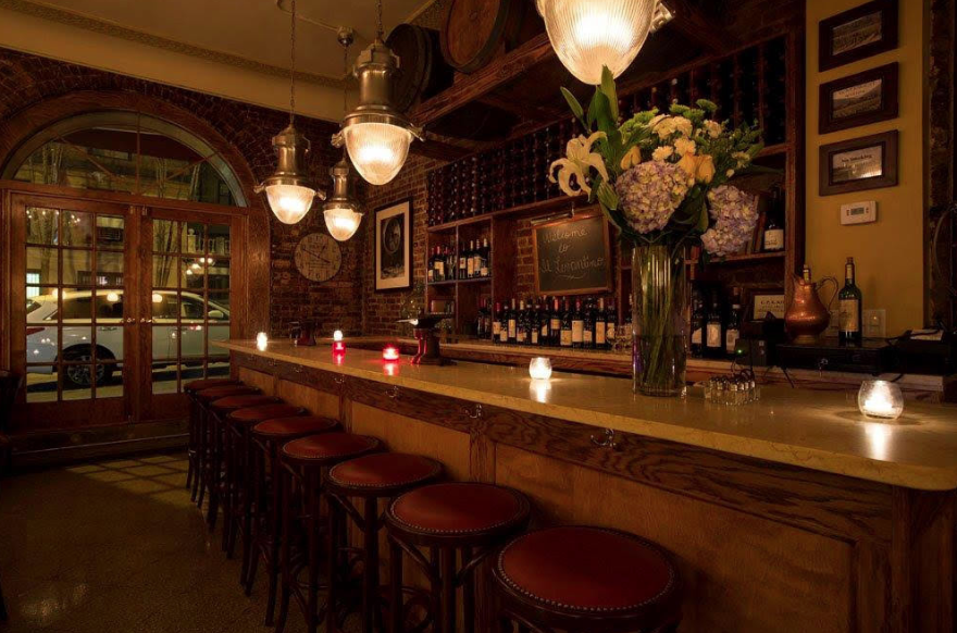 wine bars on the upper west side