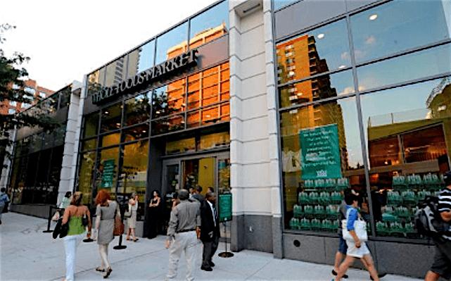 Whole Foods Upper West Side Twitter