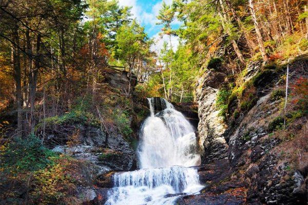 fall vacation destinations near nyc