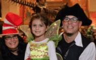 Halloween at the AMNH
