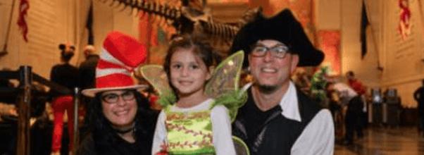 Halloween at the AMNH