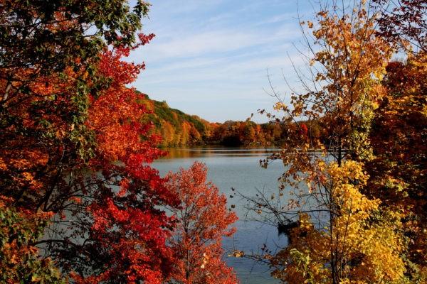 Best Fall Getaways Near NYC