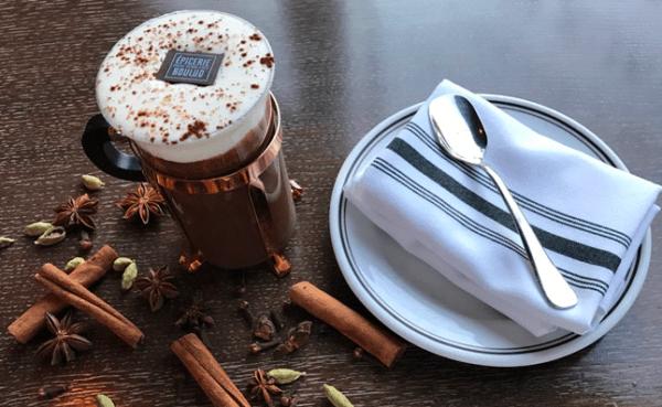 Epicerie Boulud Hot Chocolate