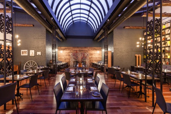 Beautiful Restaurant Interiors In Nyc Upper West Side